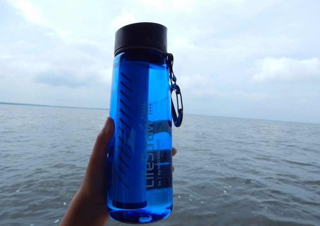 My adventures with Lifestraw