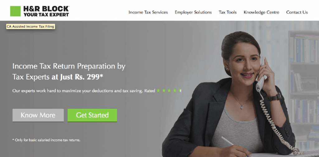 4 Simple Steps to File Tax Returns with H&R Block