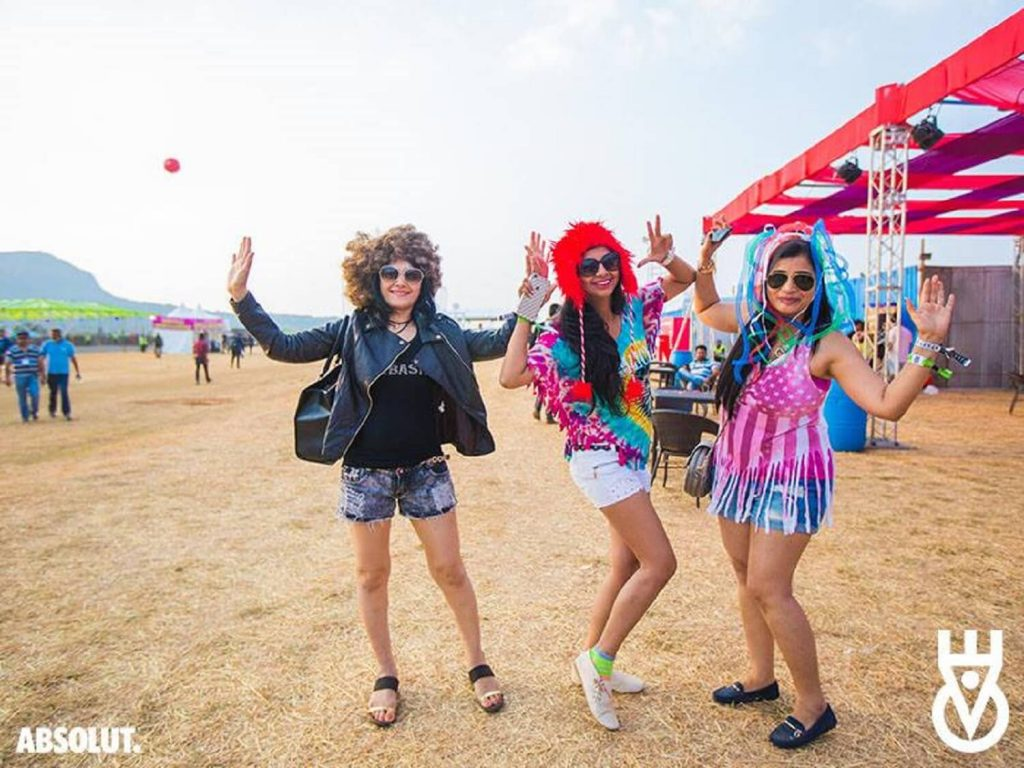 The 5 things we loved about the Absolut Enchanted Valley Carnival!