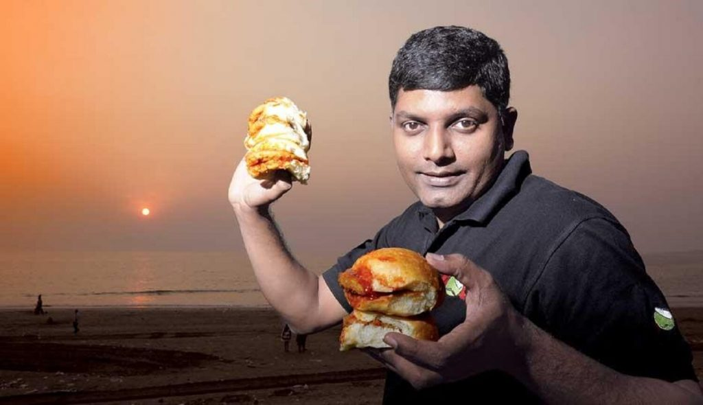 A sneak peek into the world of Goli VadaPav with Venkatesh Iyer