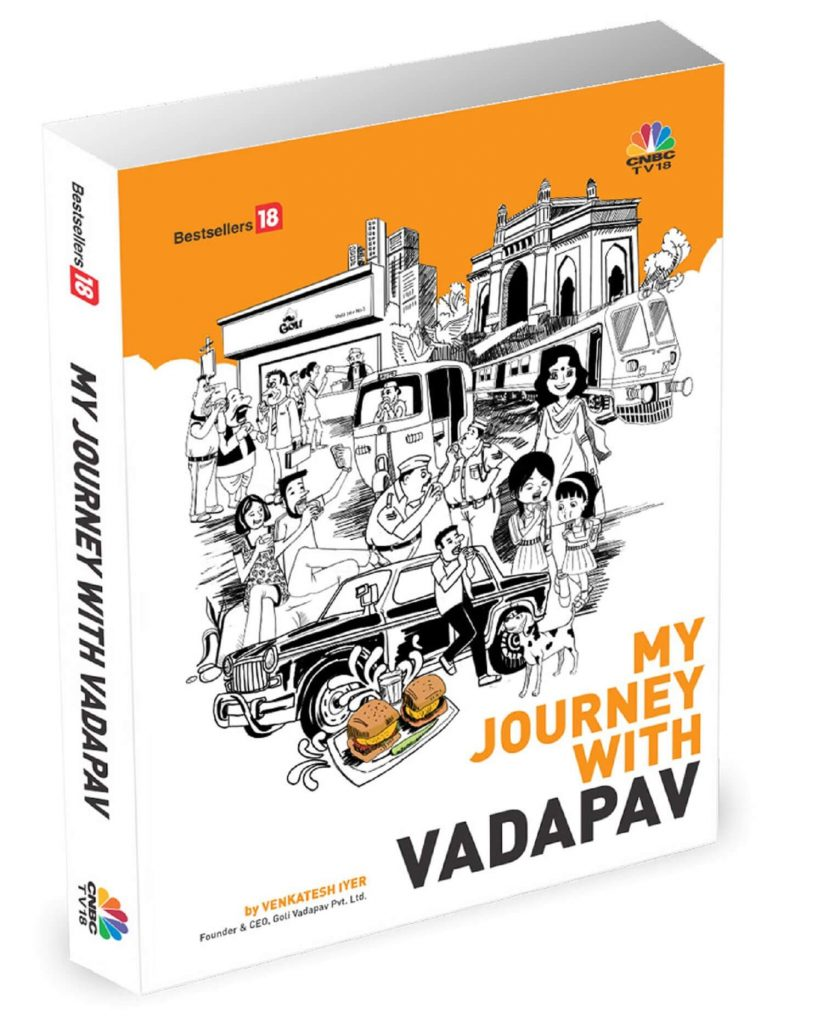 My Journey with Vada Pav: Book Review