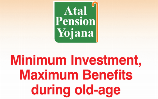 Pension, Atal Pension Yojana. Pension Yojana, Pension in India