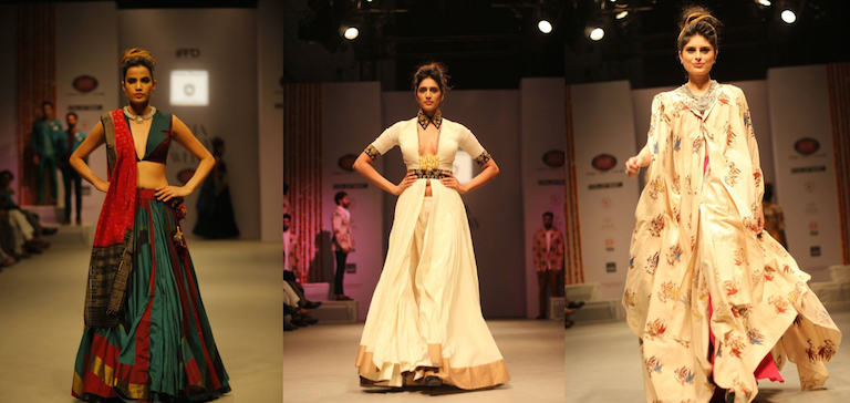 Make in India 2017, Fashion, India Fashion week 2017, trends in 2017