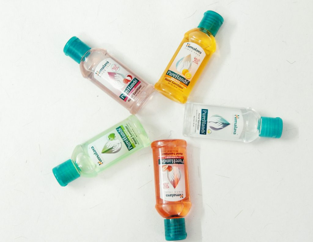 Himalaya PureHands Hand Sanitizer: Review
