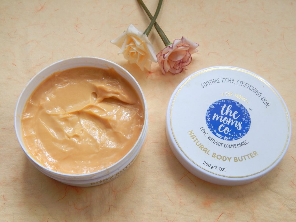 The Mom's Co Natural Body Butter: Review