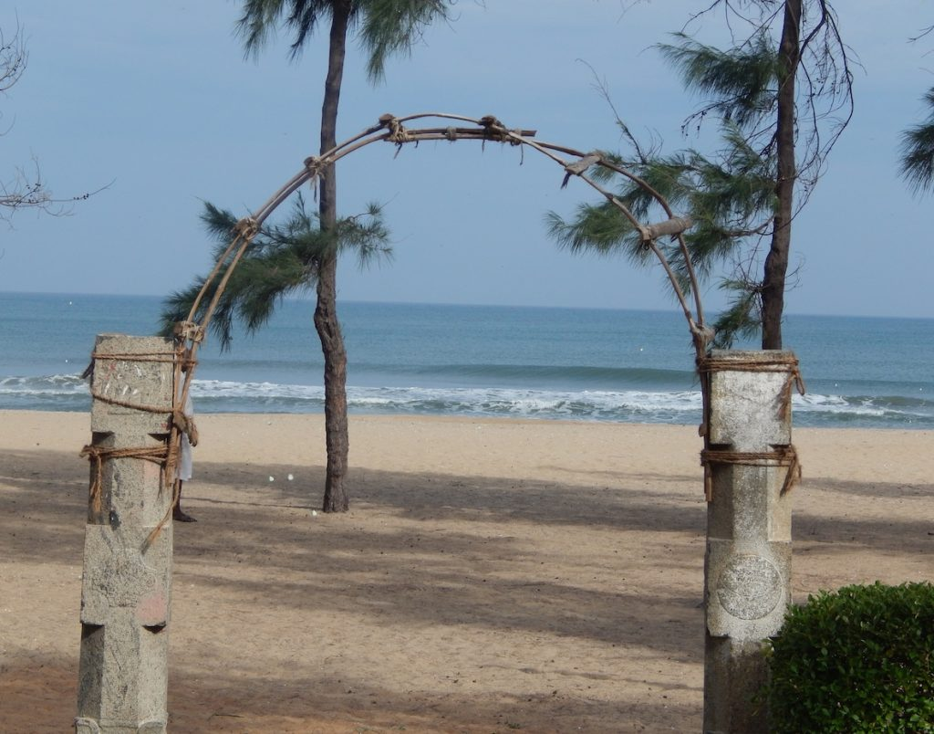 The Chariot Beach Resort, Mahabalipuram