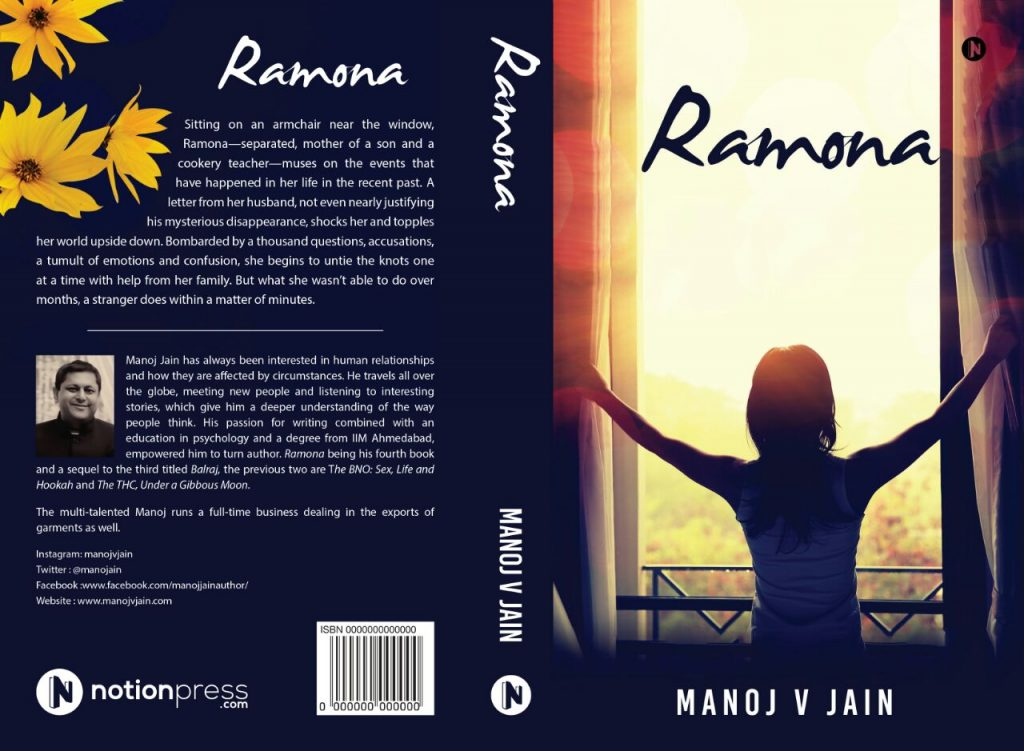 Ramona by Manoj V Jain: Book Review