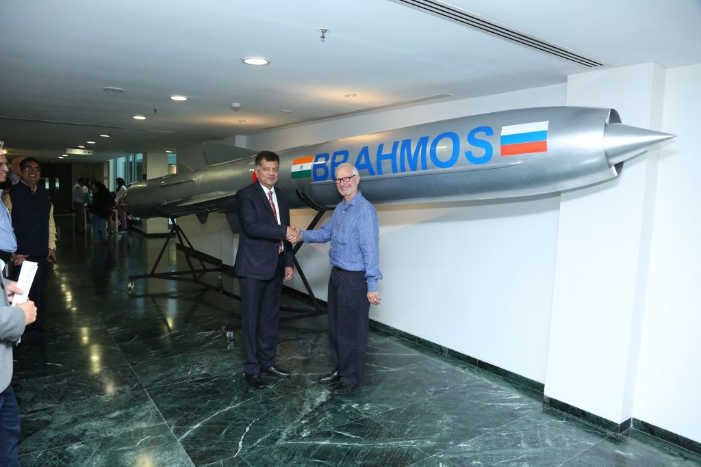 Godrej Aerospace and BrahMos hit a century!