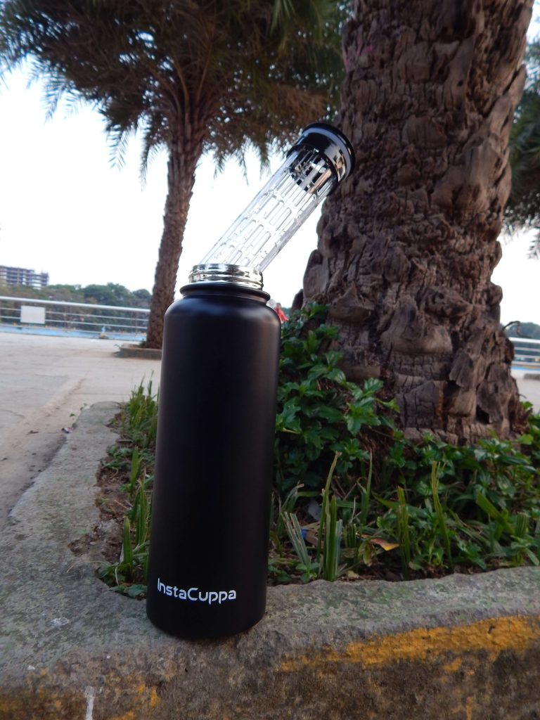 InstaCuppa Thermosteel Bottle: Review