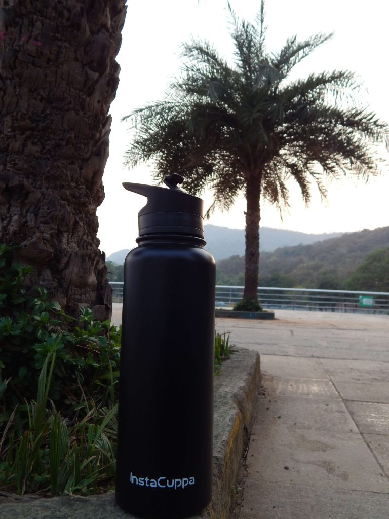 InstaCuppa Thermosteel Bottle review