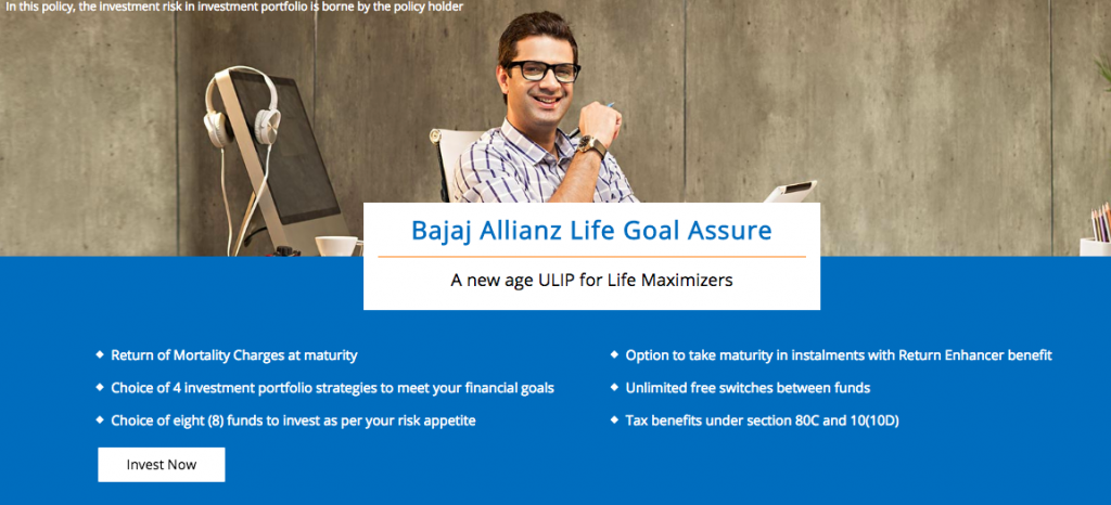 Bajaj Allianz Life Goal Assure