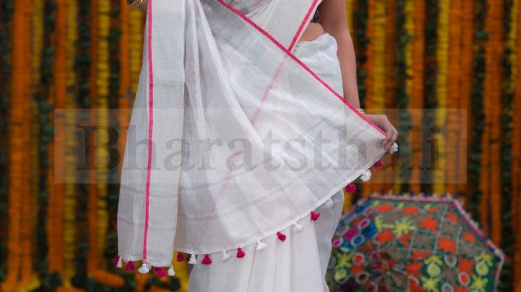 From handloom, with love