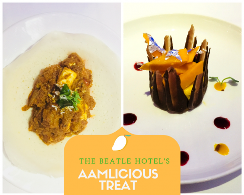 Aamlicious Treat at The Beatle Hotel