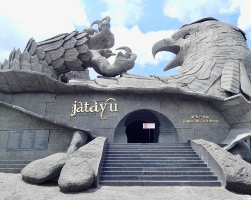 Jatayu Earth's Centre: Amidst Myth and Modernity