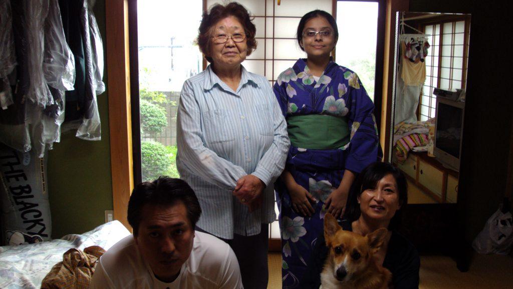 Japan, Japan home stay, JENESYS