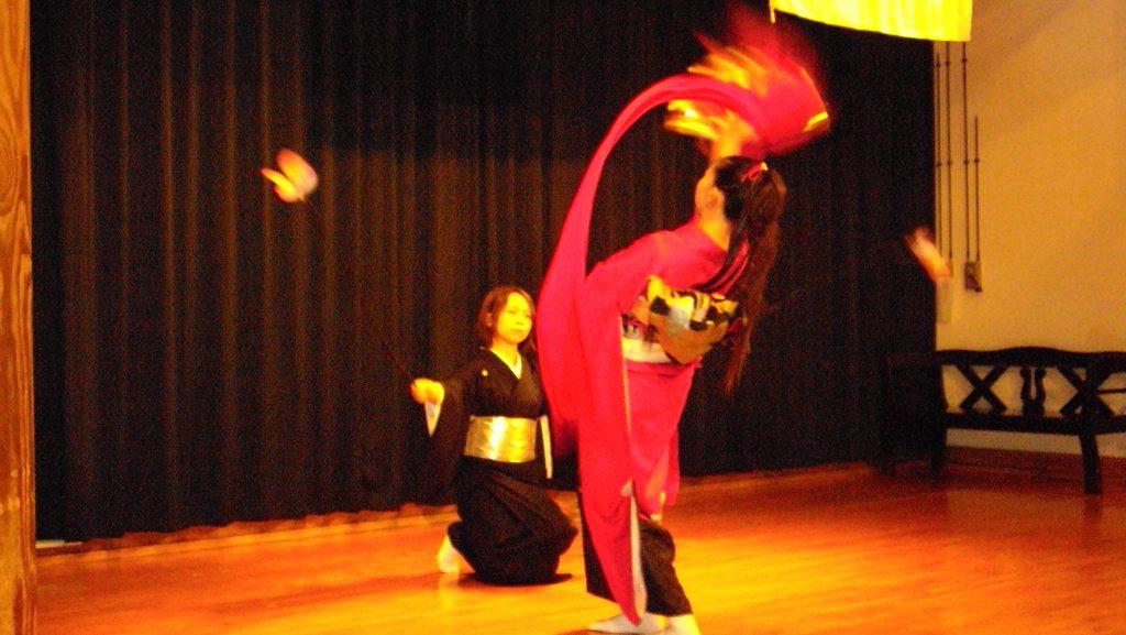 Japan dance, JENESYS
