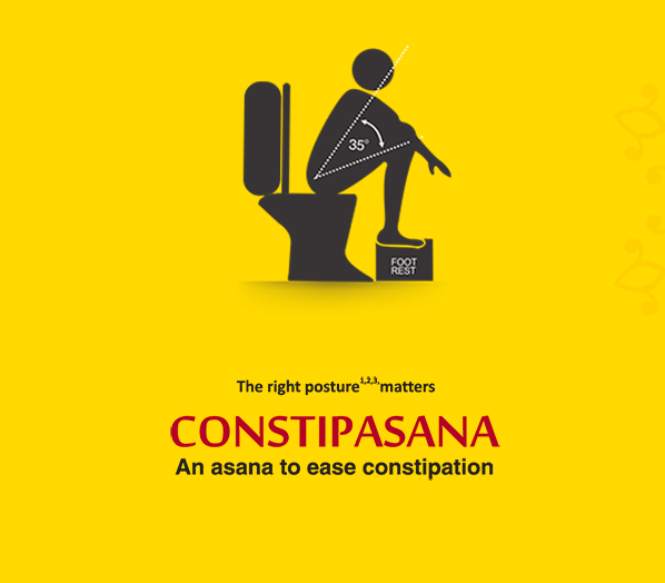 Constipation, Constipasana, Health