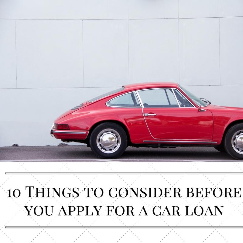 Car loan, Car loan 2017, Car Loan India