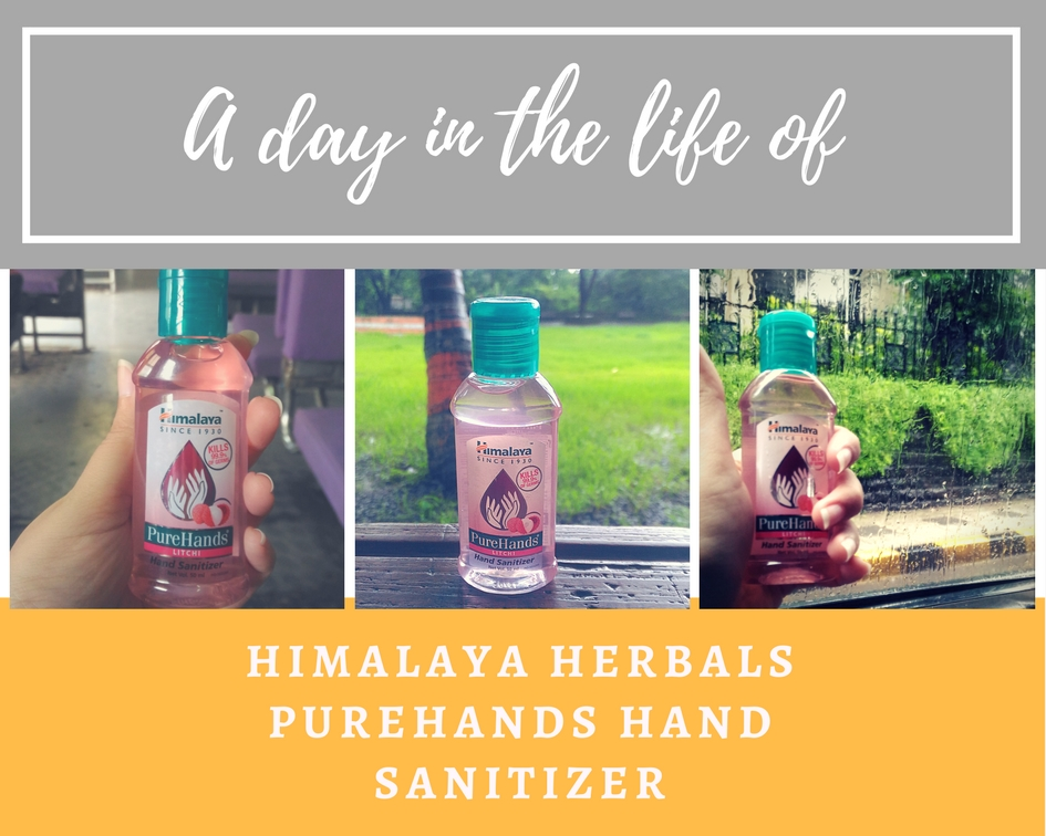 Himalaya PureHands hand sanitizer 2017 review