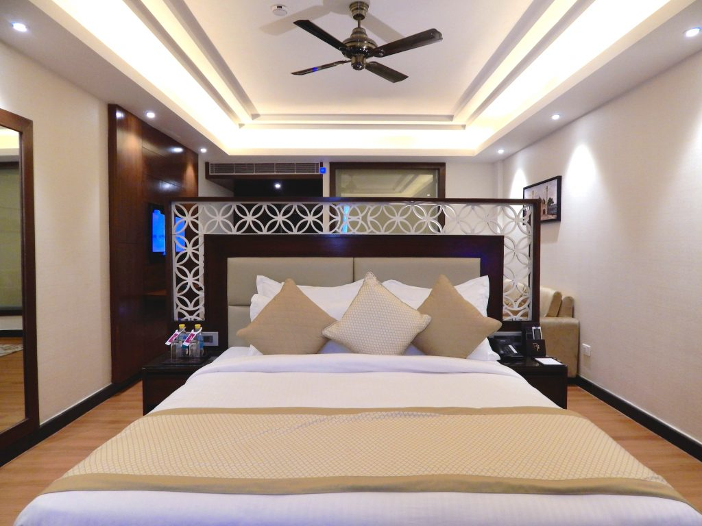 The Executive Room at Regenta LP Vilas