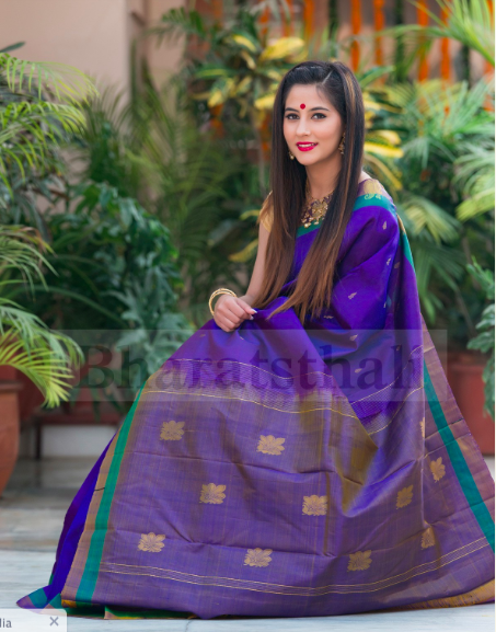 Poochampally Sarees: Then and Now
