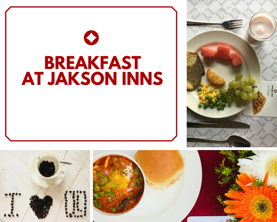 Breakfast at jakson Inns