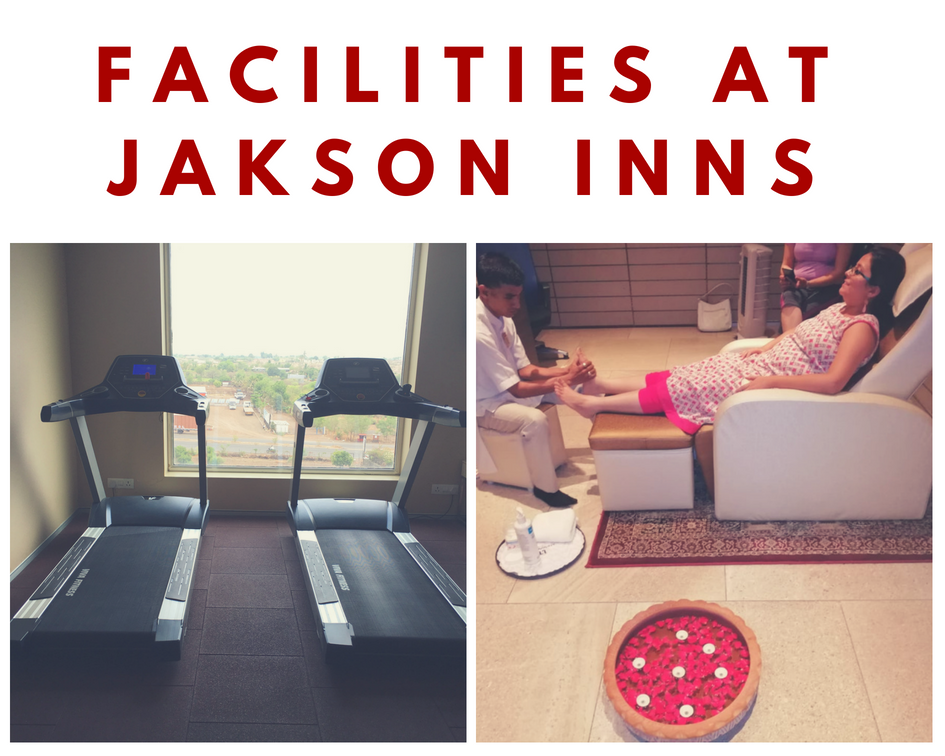 Gym and Spa at Jakson Inns Phaltan