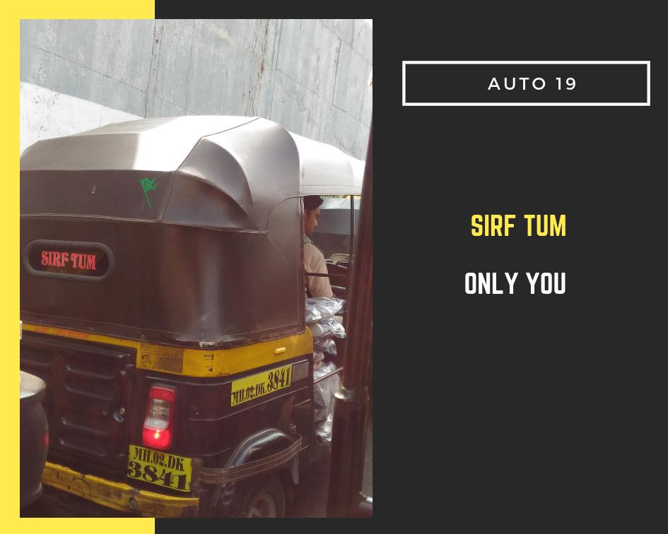 Autorickshaw Mumbai
