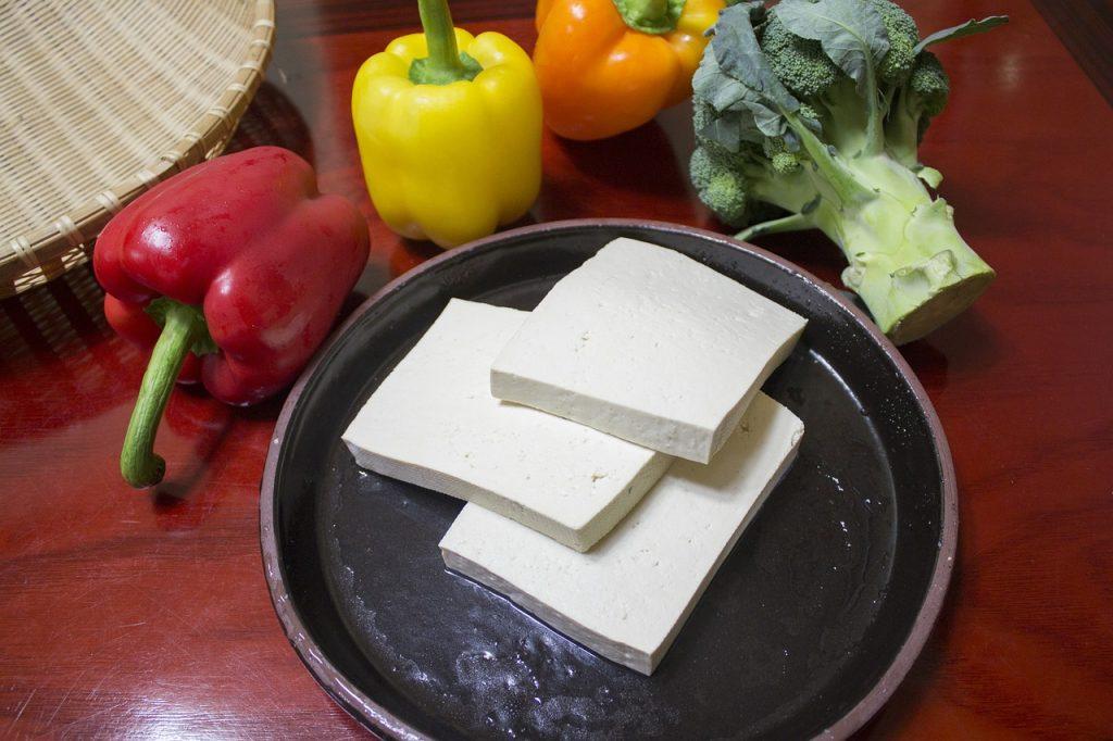 Tofu in India