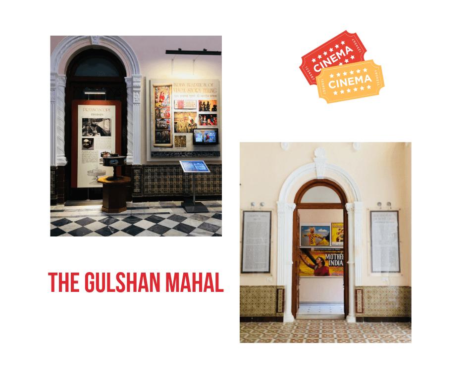 The Gulshan Mahal, Mumbai