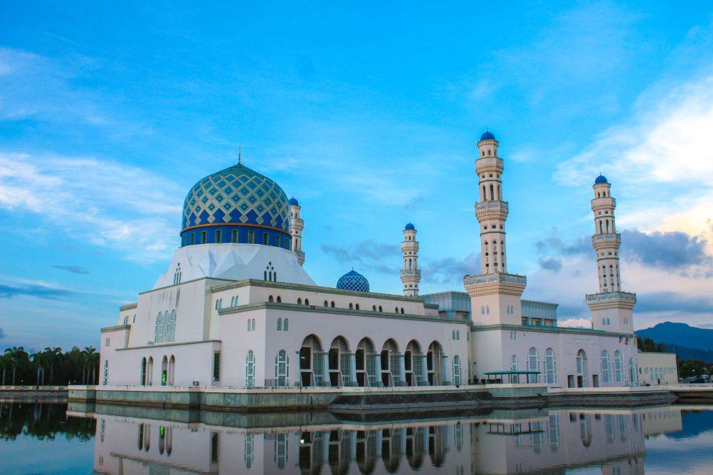 City Mosque, Sabah