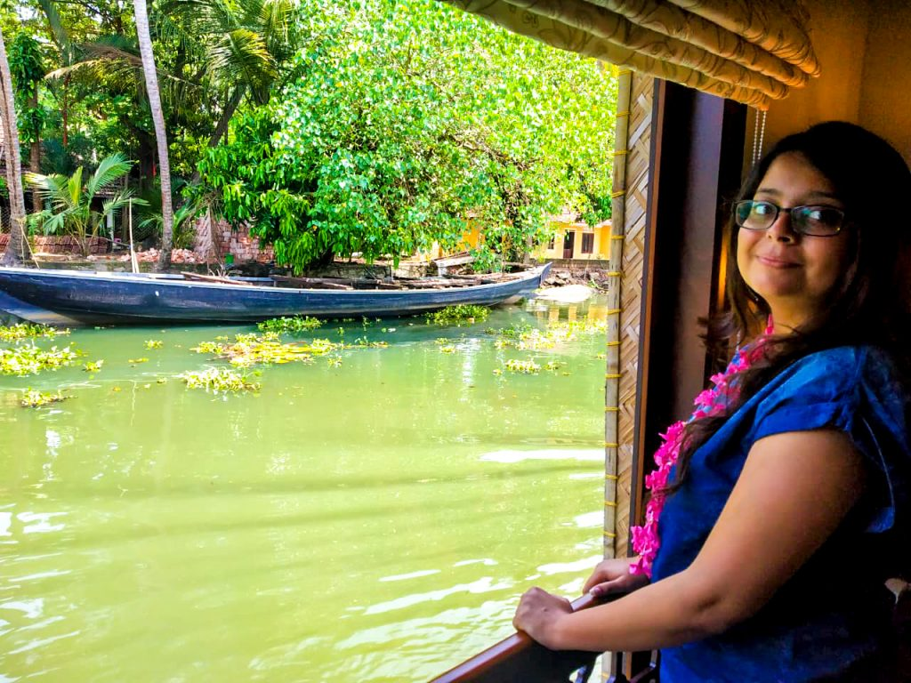 Kerala Houseboat experience India