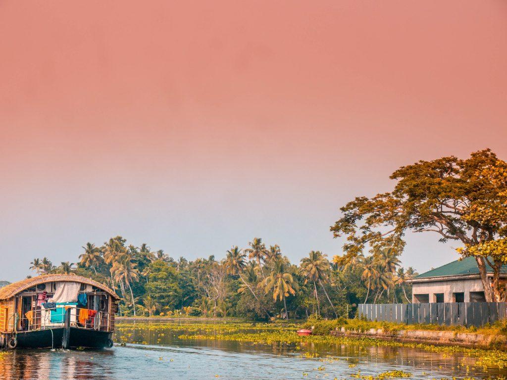 Eco friendly Kerala Houseboat