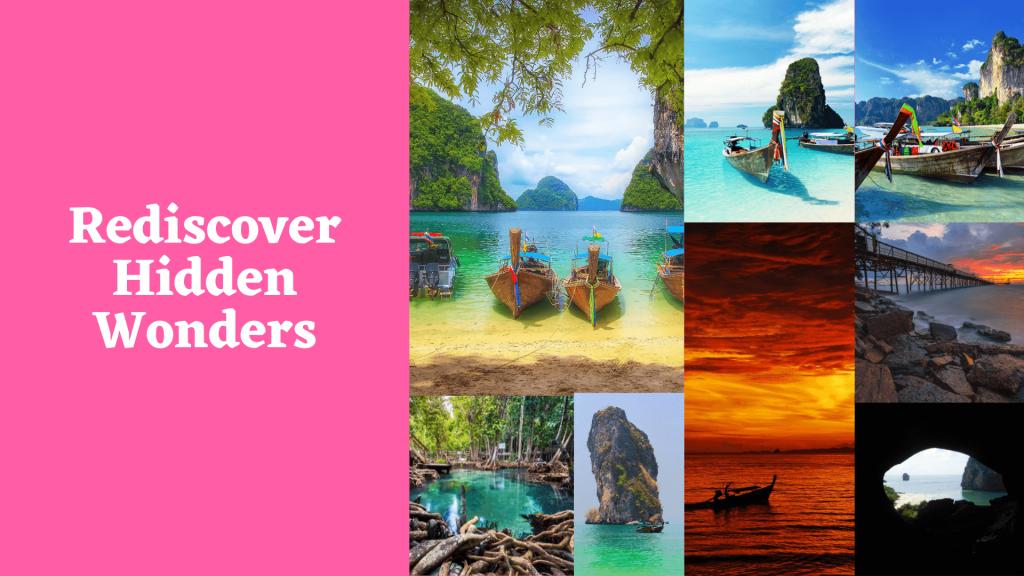 Hidden wonders of Thailand