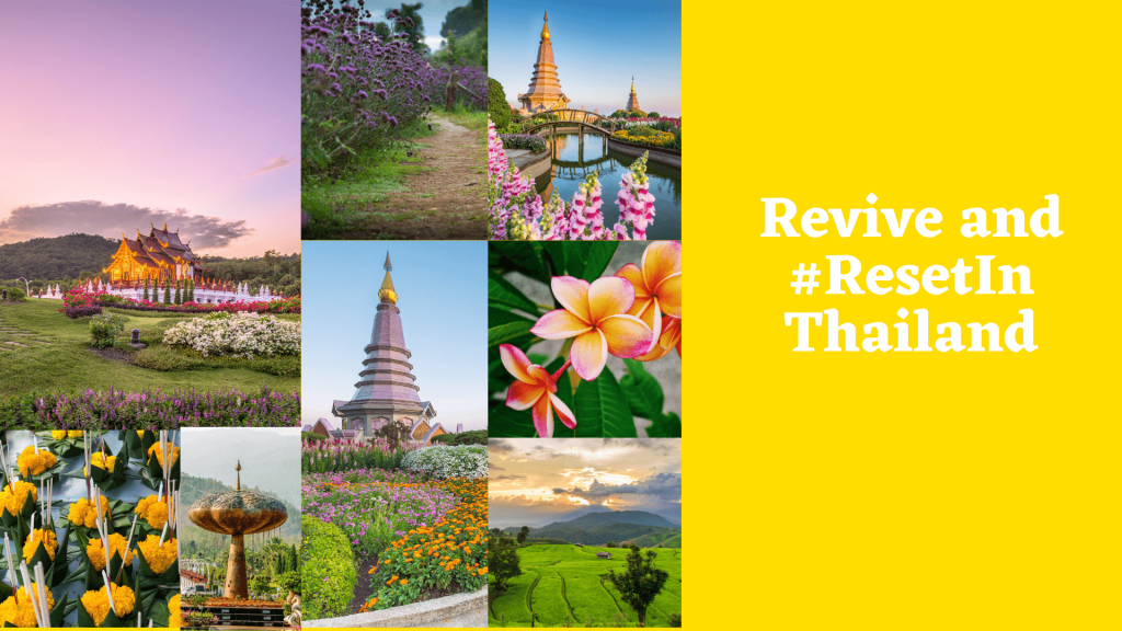 Beautiful places in Thailand